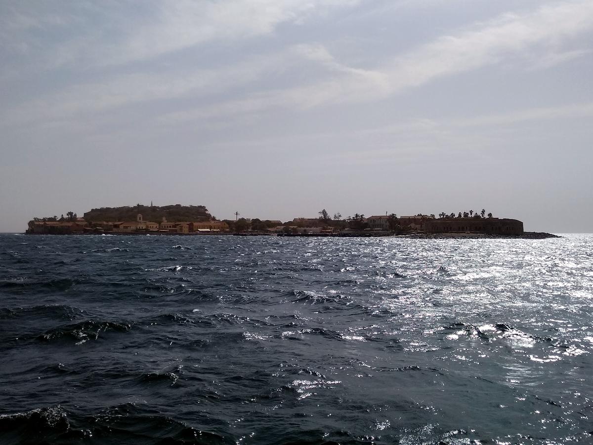 Die Insel Gorée