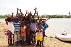 Kinder in Karantaba