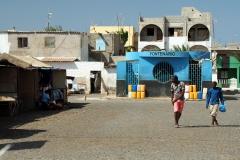 Die öffentliche Wasserzapfstelle für Palmeira