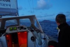 Graciosa und Lanzarote im Morgengrauen