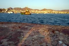 Die Bucht von Porto Grande, Mindelo