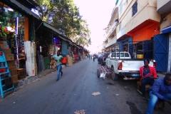 Unterwegs in Dakar