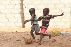 Alle Kinder lieben Fußball