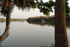 Vor Anker bei Madyana