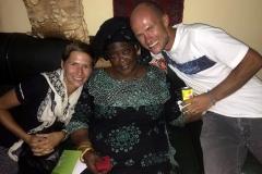 Eingeladen bei Leos Familie in Dakar