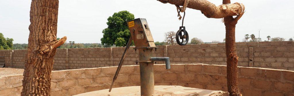 Brunnen Bombale
