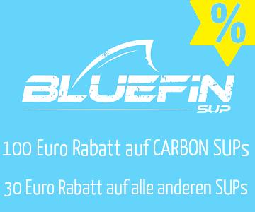 Bis 100 Euro Rabatt für SUPs!