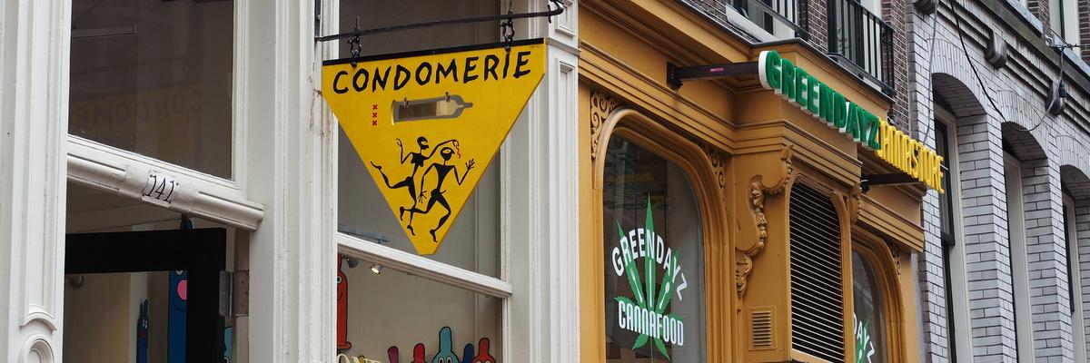 Sex und Drogen bestimmen das Bild vom Zentrum Amsterdams