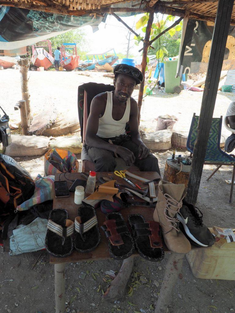 Nati der Shoedoctor